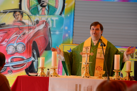 Hl. Messe in Kleve