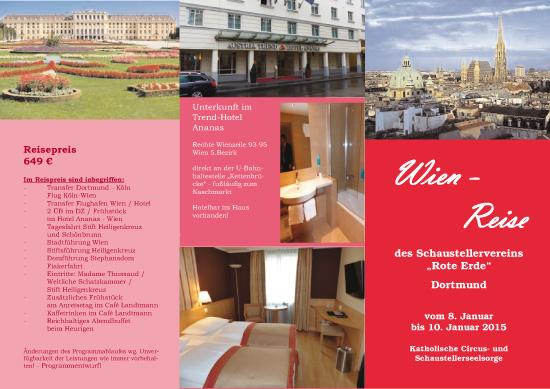 Wien-Reise
